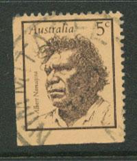 Australia SG 434  VFU  Booklet stamp bottom left