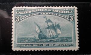 US #232 MNH e191.3406