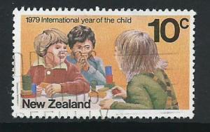 New Zealand SG 1196 Fine Used
