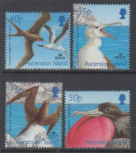 Ascension 785-788 Birds MNH VF
