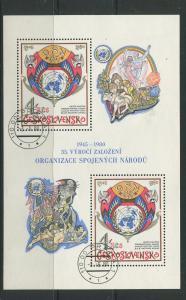 Czechoslovakia #2316  CTO Scott CV. $3.00