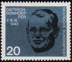 Germany. 1964 20pf S.G.1343c Unmounted Mint