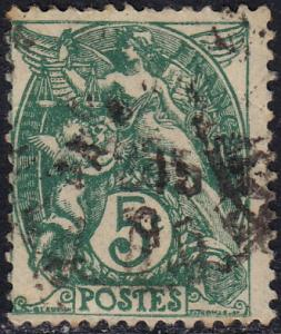 France - 1900 - Scott #113 - used