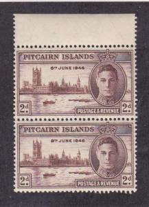 Pitcairn Islands 9, F-VF, MNH