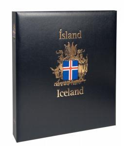 DAVO Luxe Hingless Album Iceland III 2010-2017