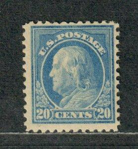 US Sc#515 M/H/F-VF, Cv. $40