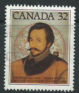 Canada  SG 1102 Fine Used