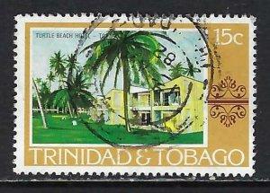 TRINIDAD & TOBAGO 280 VFU J513-5
