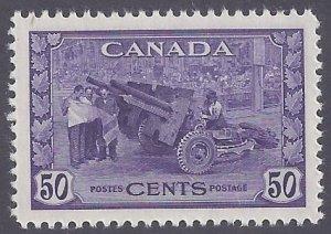 Canada Scott #261 Mint NH OG VF-XF