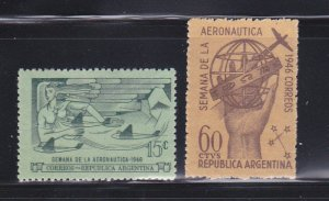 Argentina C47-C48 Set MH Various