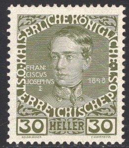 AUSTRIA SCOTT 119A