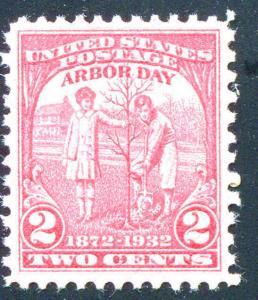 717 Arbor Day VF MNH Original Gum