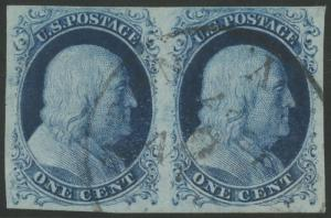 #7 VAR. PLATE #3 XF USED PAIR POS.98-99R3 WITH PF CERT HV9828