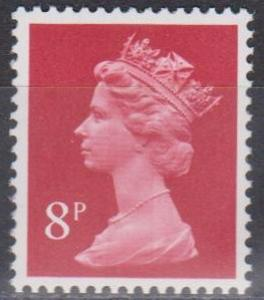 Great Britain #MH64 MNH VF (ST028)