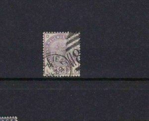 GREAT BRITAIN 1883 3d LILAC LILAC CAT £45  REF 5582