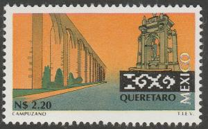 MEXICO 1793 N$2.20 Tourism Queretaro, acqueduct, monume. Mint, NH F-VF.