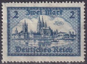 Germany #338 F-VF  Unused CV $13.50 Z576