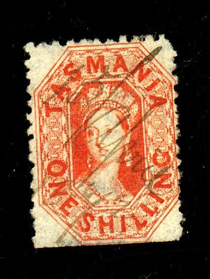 Tasmania #34 Used Fine Cat$175