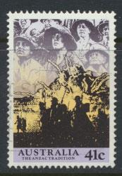 SG 1241  SC# 1174  Used  Anzac Tradition