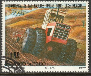 MEXICO C543, U.N. Desertification Conference. USED. F-VF. (660)