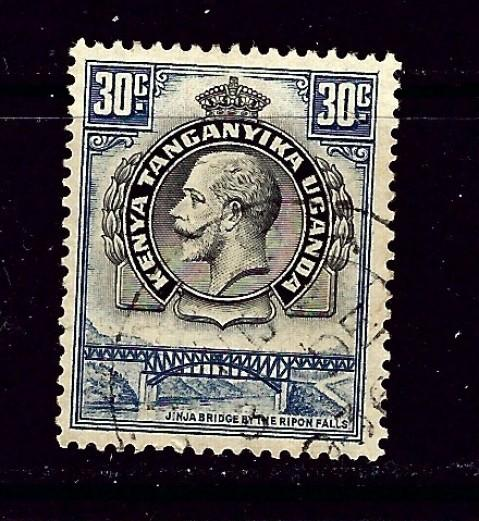 Kenya UT 51 Used 1935 issue