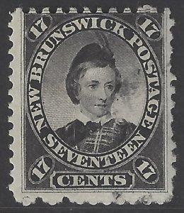New Brunswick #11 MNG CV$55.00