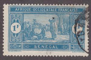 Senegal 113 Hinged 1926 Preparing Food