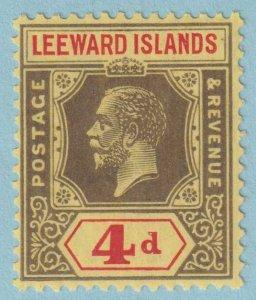 LEEWARD ISLANDS 73 MINT NEVER  HINGED OG *  NO FAULTS EXTRA FINE