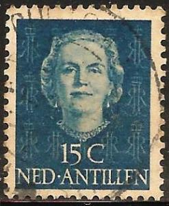 Netherlands Antilles 1950 Scott# 218 Used