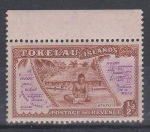 Tokelau Sc#1 MNH