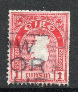 Ireland: 1922 1d coil stamp SG 72 used
