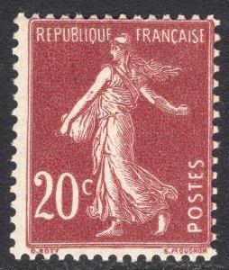 FRANCE SCOTT 166