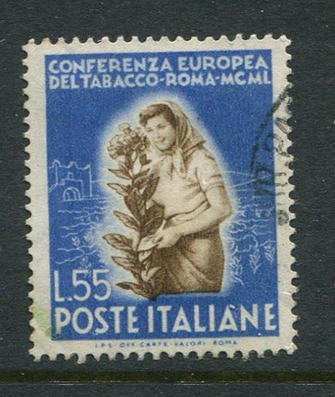 Italy #546 used