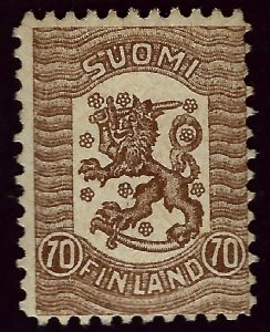 Finland #116 Mint Fine...Grab a Deal!