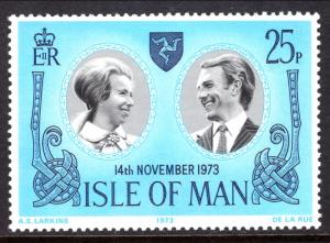 Isle of Man 35 MNH VF