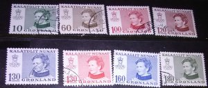 Greenland Huge Discounts up to 75% off #87/97 mint/used was $5.85