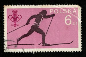 Sports, Olympic Games 6Zl (TS-617)