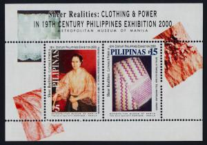 Philippines 2692 MNH Textiles, Clothing Exhibit