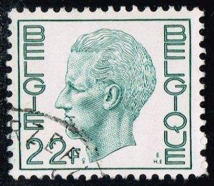 Belgium #776 King Baudouin; Used (0.40)