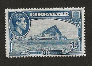GIBRALTAR SC# 111a   VF/MOG