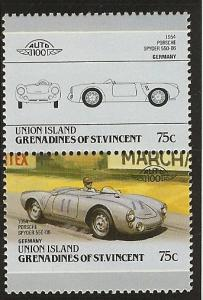 St. Vincent Grenadines  Union Island MNH S.C.#  153
