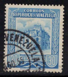 Venezuela  Scott 665 Used  stamp