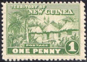 New Guinea Scott 2 Used.