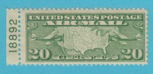 UNITED STATES C9  MINT NEVER   HINGED OG *  NO FAULTS VERY FINE !