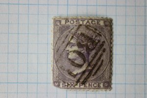 GB sc#27 used SOTN BO letter cancel cv$100 with fault