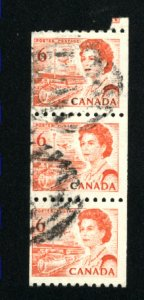 Can #468A    u   VF 1969 PD