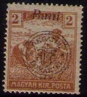 HUNGARY, 1916, MNH 2f, (Kolozsvar) Very Fine Scott 5N2