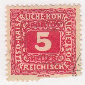 Austria, Scott # J49, Used   Fault: lower right
