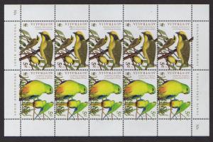 WWF Groth G238 Australia Sc 1675-1676 1998 MNH