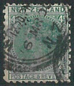 70464b -  NEW ZEALAND - STAMPS - Stanley Gibbons #  190 -   USED